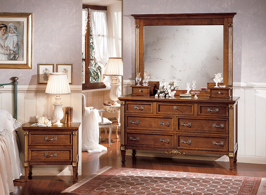Outlet mobili design classic style wardrobe classic for Mobili firmati outlet
