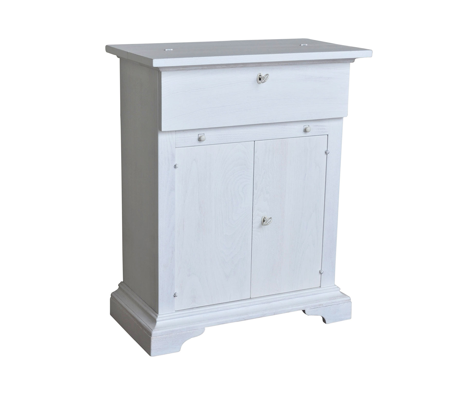 Outlet mobiletto 2ante shabby ct622b abcmobili - Mobiletto cucina shabby ...
