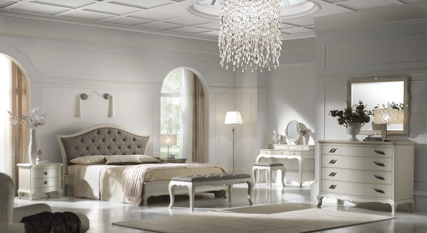 Letto art 37 lt01 aa for Camere da letto stile moderno contemporaneo